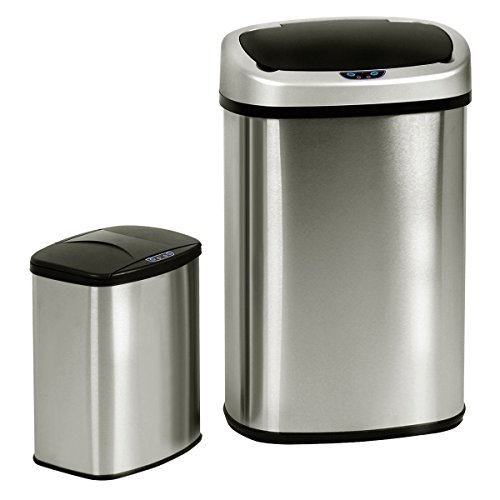 Best Odor Free Kitchen Trash Can