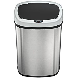 Liter Stainless Steel Trash Cans